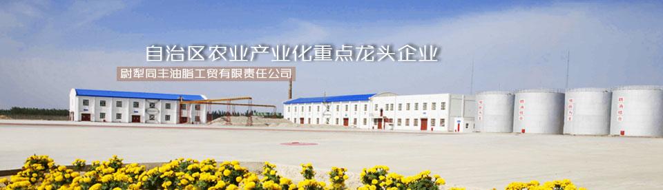 自治区农业产业化重点龙头企业